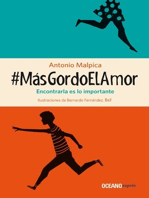 cover image of #MásGordoElAmor