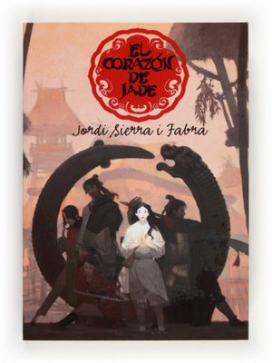 cover image of El corazón de jade