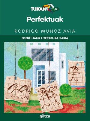 cover image of PERFEKTUAK