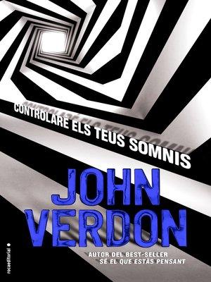 cover image of Controlaré els teus somnis