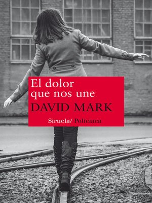 cover image of El dolor que nos une