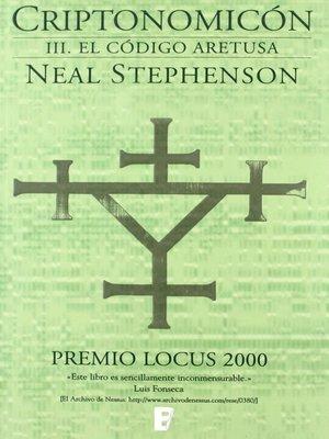cover image of El código Aretusa (Criptonomicón 3)