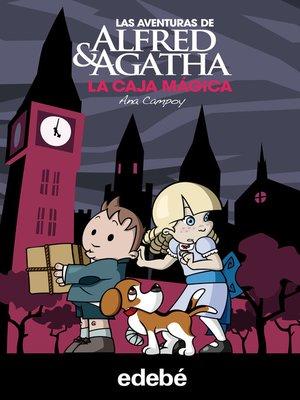 cover image of Las aventuras de Alfred y Agatha 3