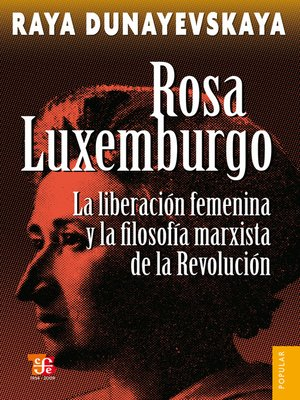 cover image of Rosa Luxemburgo