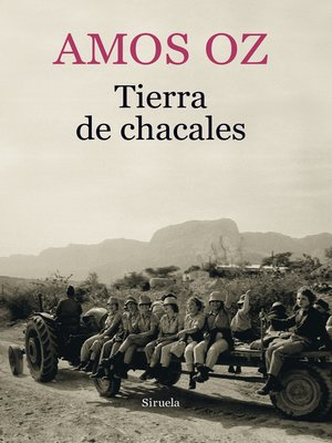 cover image of Tierra de chacales