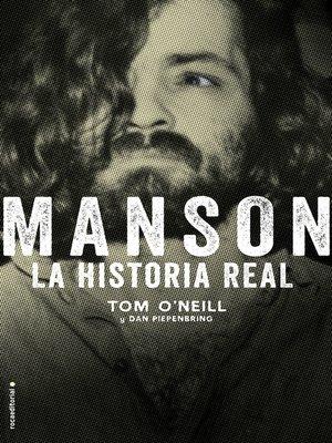 cover image of Manson. La historia real