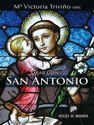 cover image of Orar con San Antonio