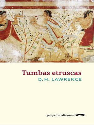 cover image of Tumbas etruscas
