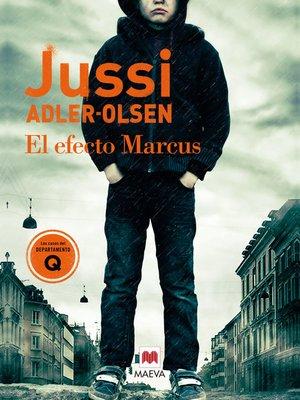 cover image of El efecto Marcus