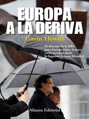 cover image of Europa a la deriva