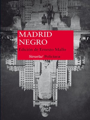cover image of Madrid Negro
