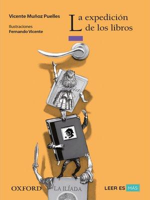 cover image of La expedición de los libros