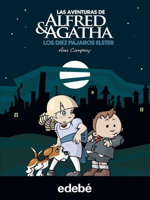 cover image of Las aventuras de Alfred y Agatha 1