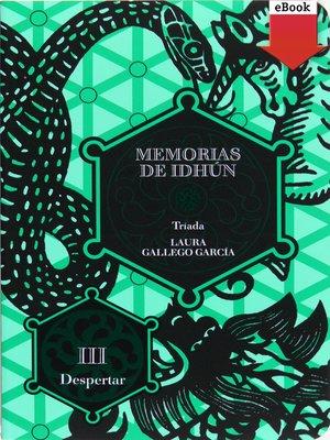cover image of Memorias de Idhún. Tríada. Libro III