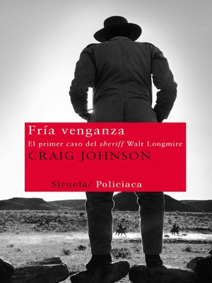 cover image of Fría venganza