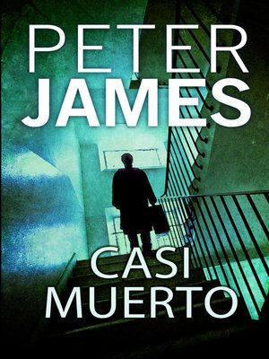 cover image of Casi muerto