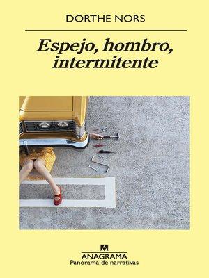 cover image of Espejo, hombro, intermitente