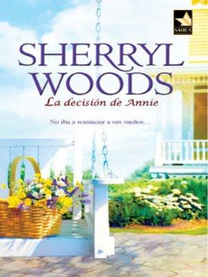 cover image of La decisión de Annie