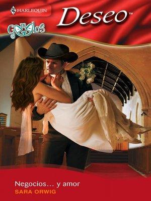 cover image of Negocios... y amor