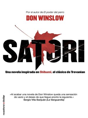 cover image of Satori
