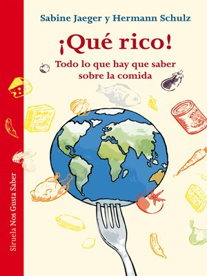 cover image of ¡Qué rico!