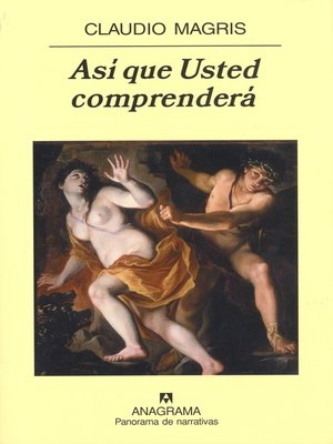 cover image of Así que usted comprenderá