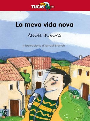 cover image of La meva vida nova