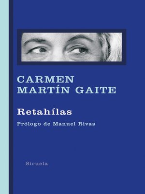 cover image of Retahílas
