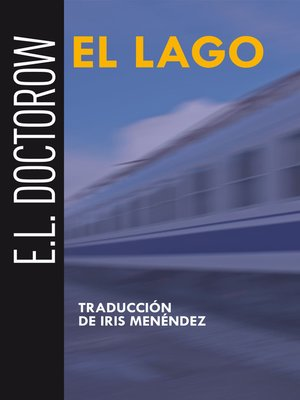 cover image of El lago