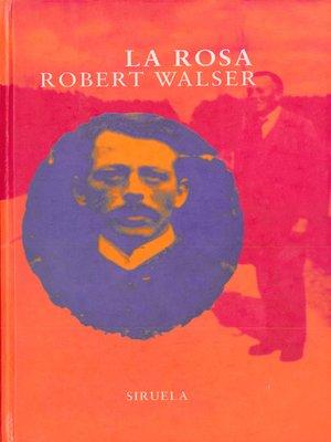 cover image of La rosa