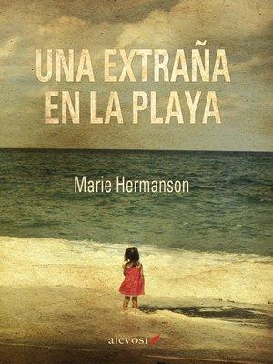 cover image of Una extraña en la playa