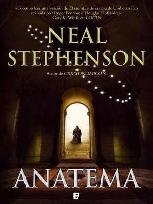cover image of Anatema