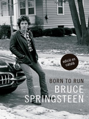 cover image of Born to run (edició en català)