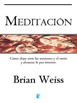 cover image of Meditación