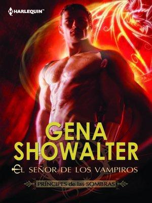 cover image of El señor de los vampiros
