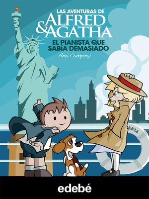 cover image of Las aventuras de Alfred y Agatha 4
