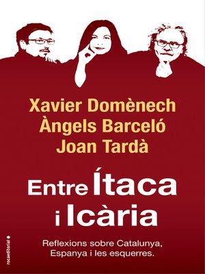 cover image of Entre Ítaca i Icària