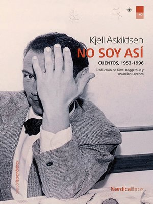 cover image of No soy así