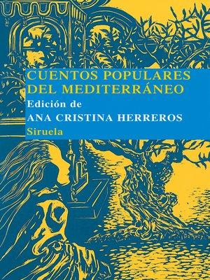 cover image of Cuentos populares del Mediterráneo