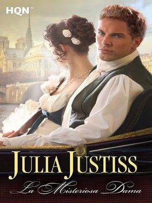 cover image of La misteriosa dama