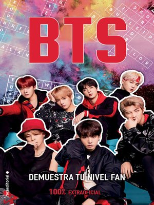 cover image of BTS. Demuestra tu nivel fan