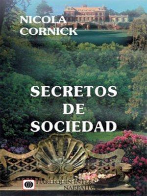 cover image of Secretos de sociedad