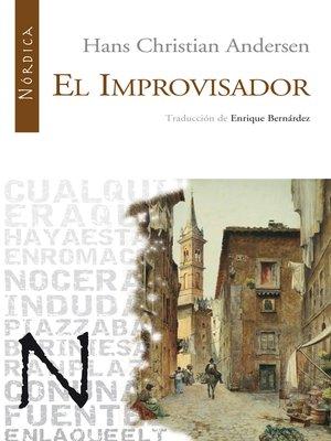 cover image of El improvisador