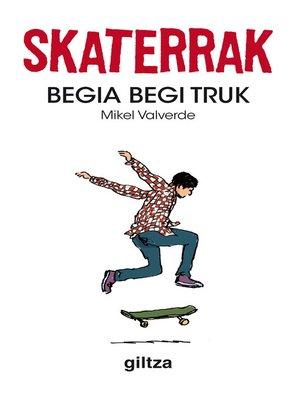 cover image of Skaterrak III. Begia begi truk