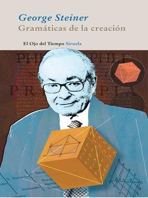 cover image of Gramáticas de la creación