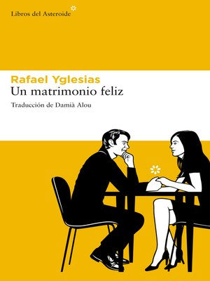 cover image of Un matrimonio feliz