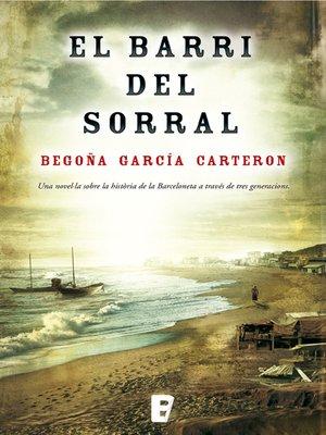 cover image of El barri del sorral