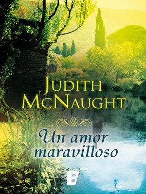 cover image of Un amor maravilloso