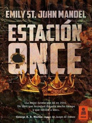 cover image of Estación Once
