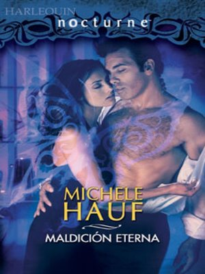 cover image of Maldición eterna